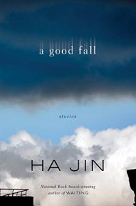 Jin, Ha - cover of A Good Fall