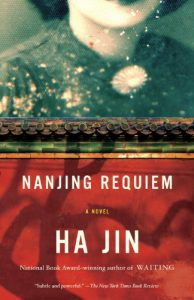 Jin, Ha - cover of Nanjing Requiem