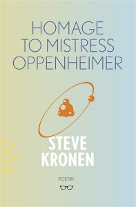 Cover of Steve Kronen's Homage to Mistress Oppenheimer