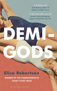 Cover of Demi-Gods by Eliza Robertson.
