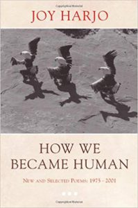 Cover of Joy Harjo's How We Became Human.
