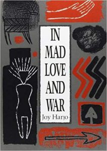 Cover of Joy Harjo's In Mad Love and War.
