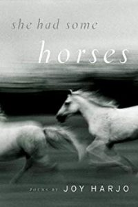 Cover of Joy Harjo's She Had Some Horses.