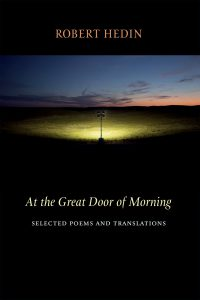 Cover of Robert Hedin's At the Great Door of Morning.