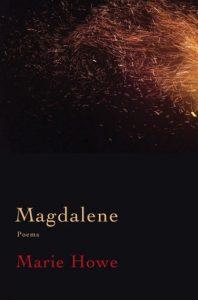 Cover of Marie Howe's Magdalene.