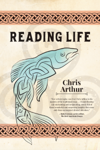Cover of Reading Life by Chris Arthur.