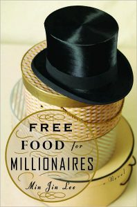 cover of Free Food for Millionaires by Min Jin Lee.