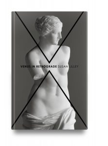 Cover of Venus in Retrograde by Susan Lilley.