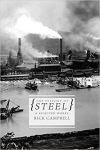 Cover of Rick Campbell's The History of Steel.