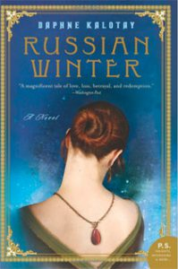 Cover of Russian Winter by Daphne Kalotay.