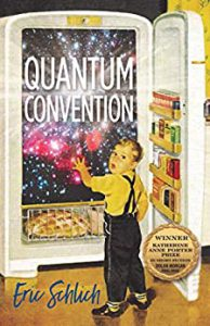 Cover of Quantum Convention by Eric Schlich.