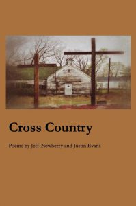 Cover of Jeff Newberry and Justin Evans' Cross Country.