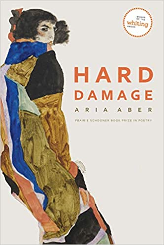 Cover of Hard Damage by Aria Aber.